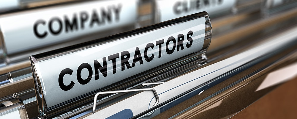 Subcontractor verifications in Construction Industry